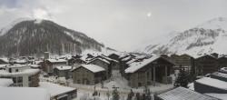 Archiv Foto Webcam Val d'Isère Dorf 08:00