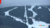 Archiv Foto Webcam Klinovec: Panoramablick Keilberg 06:00