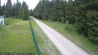 Archiv Foto Webcam Loipe am Rennsteig (Stein 16) 06:00