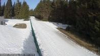 Archiv Foto Webcam Loipe am Rennsteig (Stein 16) 09:00