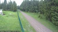 Archived image Webcam Cross-country ski run Rennsteig 00:00