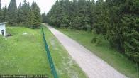 Archived image Webcam Cross-country ski run Rennsteig 04:00