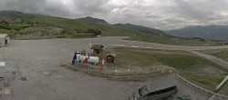Archived image Webcam Altiport Courchevel 10:00