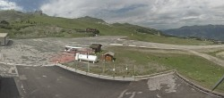 Archived image Webcam Altiport Courchevel 06:00