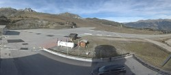 Archived image Webcam Altiport Courchevel 04:00