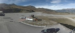 Archived image Webcam Altiport Courchevel 08:00