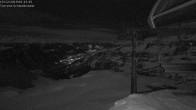 Archived image Webcam Leukerbad, Schwalbennest chairlift 18:00