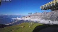 Archiv Foto Webcam Torrent-Bahnen, Rinderhütte 02:00