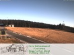 Archiv Foto Webcam Langlaufzentrum Finsterau: Blick auf die Loipen 04:00