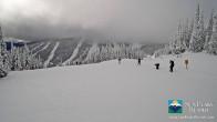 Archiv Foto Webcam Sundance Sesselbahn Bergstation 12:00