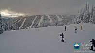 Archiv Foto Webcam Sundance Sesselbahn Bergstation 14:00