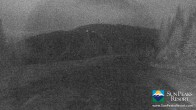 Archiv Foto Webcam Sun Peaks: Sundance Sesselbahn Bergstation 21:00