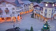 Archiv Foto Webcam Village Sun Peaks 23:00