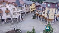 Archiv Foto Webcam Village Sun Peaks 01:00