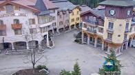 Archiv Foto Webcam Village Sun Peaks 03:00