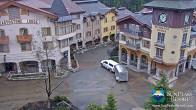 Archiv Foto Webcam Village Sun Peaks 07:00