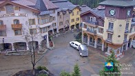 Archiv Foto Webcam Village Sun Peaks 09:00