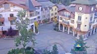Archived image Webcam Village Sun Peaks 01:00