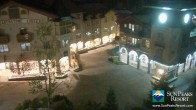 Archived image Webcam Village Sun Peaks 21:00