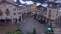 Archived image Webcam Village Sun Peaks 05:00
