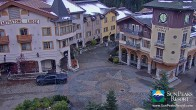 Archived image Webcam Village Sun Peaks 11:00