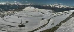 Archiv Foto Webcam La Folie Douce - Marmottes 2300m 06:00