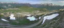 Archived image Webcam La Folie Douce - Marmottes 2300m 02:00