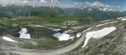 Archived image Webcam La Folie Douce - Marmottes 2300m 06:00
