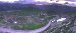 Archiv Foto Webcam La Folie Douce - Marmottes 2300m 00:00
