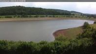 Archiv Foto Webcam Schotten Niddastausee Vogelsberg 14:00