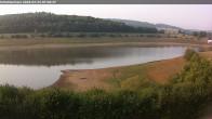 Archiv Foto Webcam Schotten Niddastausee Vogelsberg 06:00
