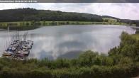 Archiv Foto Webcam Schotten Niddastausee Vogelsberg 04:00