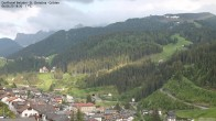 Archiv Foto Webcam Blick auf die Saslong Weltcup-Abfahrt 12:00