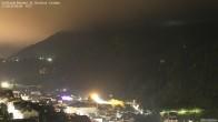 Archiv Foto Webcam Blick auf die Saslong Weltcup-Abfahrt 18:00