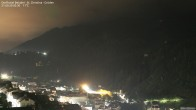 Archiv Foto Webcam Blick auf die Saslong Weltcup-Abfahrt 20:00