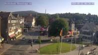 Archiv Foto Webcam Braunlage Innenstadt 02:00