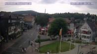 Archiv Foto Webcam Braunlage Innenstadt 12:00