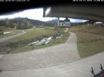 Archived image Webcam Cross country ski run Seefeld 08:00