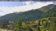 Archiv Foto Webcam Gargellen- Blick Schafberg 06:00