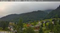 Archiv Foto Webcam Gargellen- Blick Schafberg 12:00