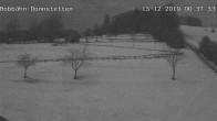 Archiv Foto Webcam Bobbahn Donnstetten 18:00