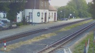 Archiv Foto Webcam Bahnhof Jonsdorf 05:00