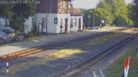 Archiv Foto Webcam Bahnhof Jonsdorf 07:00