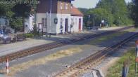 Archiv Foto Webcam Bahnhof Jonsdorf 09:00