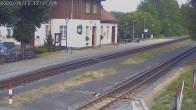 Archiv Foto Webcam Bahnhof Jonsdorf 11:00