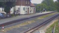 Archiv Foto Webcam Bahnhof Jonsdorf 13:00
