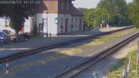 Archiv Foto Webcam Bahnhof Jonsdorf 15:00