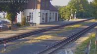 Archiv Foto Webcam Bahnhof Jonsdorf 17:00