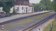 Archiv Foto Webcam Bahnhof Jonsdorf 06:00