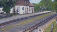 Archiv Foto Webcam Bahnhof Jonsdorf 08:00